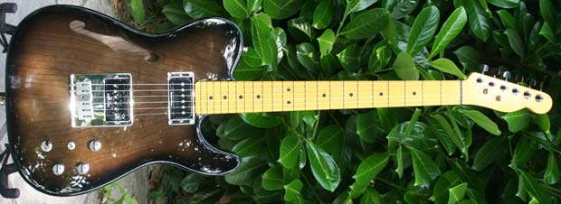 Auxan Tele Thinline